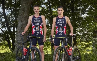 Brownlee Brothers Set To Compete In 2018 Beijing International Triathlon  With A Field Of 30 Professional Triathletes