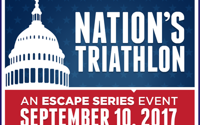 Department of Energy and Environment Approves Water Quality of Potomac River for Swim Portion of 2017 Nation's Triathlon to Take Place this Sunday, September 10