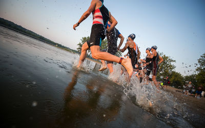 Surf City Escape Triathlon Professional Athlete Lineup Announced