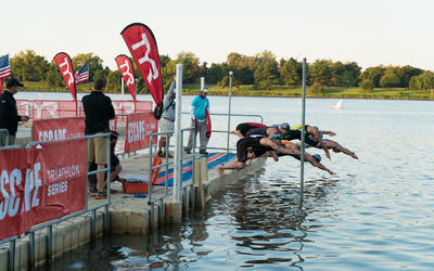Elite Field of Professional Triathletes set to compete in Nation's Escape Triathlon