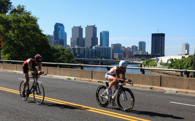 2017 Philadelphia Escape Triathlon: Athlete Start List